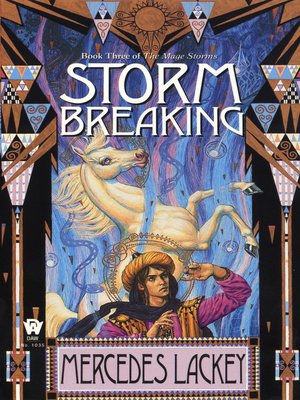 cover image of Storm Breaking