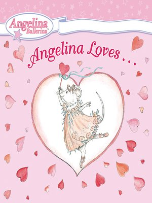 cover image of Angelina Loves...