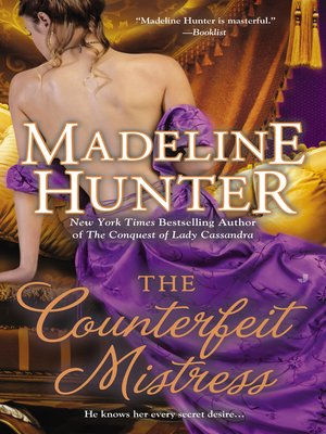 cover image of The Counterfeit Mistress