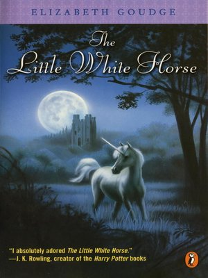 cover image of The Little White Horse