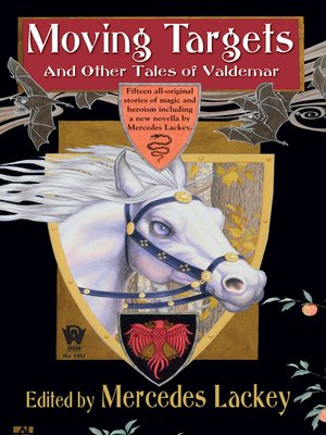 cover image of Moving Targets and Other Tales of Valdemar
