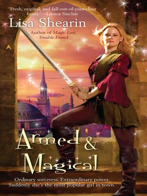 cover image of Armed & Magical