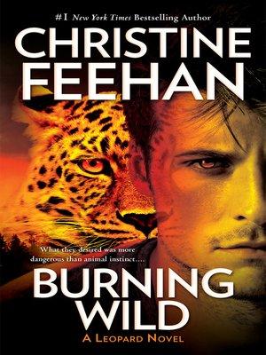 cover image of Burning Wild