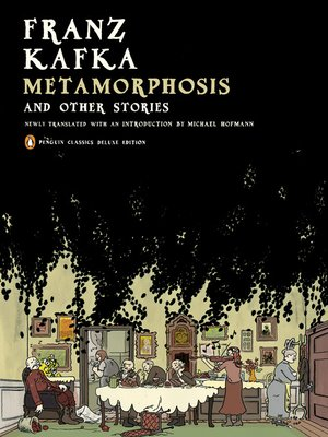 cover image of Metamorphosis and Other Stories