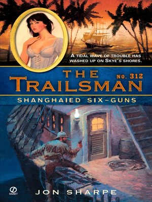 cover image of Shanghaied Six-Guns