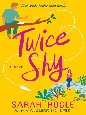 cover image of Twice Shy