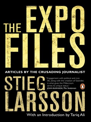 cover image of The Expo Files