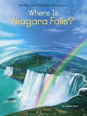 cover image of Where Is Niagara Falls?
