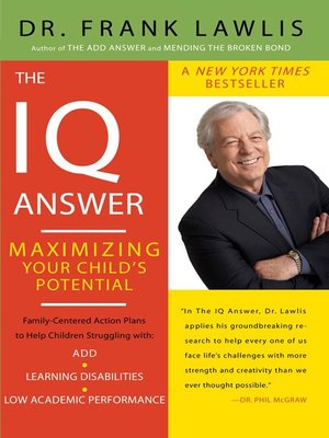 cover image of The IQ Answer
