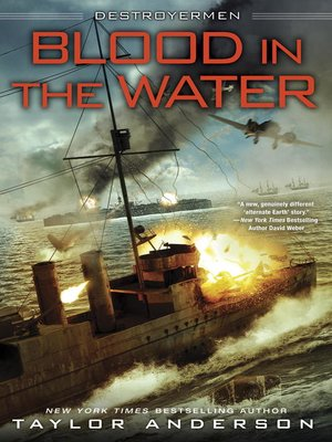 cover image of Blood In the Water