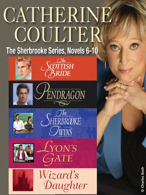 cover image of The Sherbrooke Series Novels 6-10