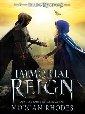 cover image of Immortal Reign