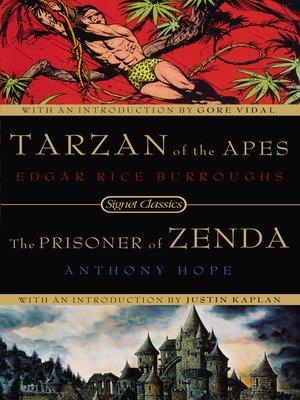 cover image of Tarzan of the Apes & The Prisoner of Zenda
