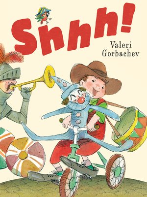 cover image of Shhh!