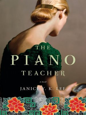 cover image of The Piano Teacher