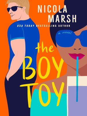 cover image of The Boy Toy