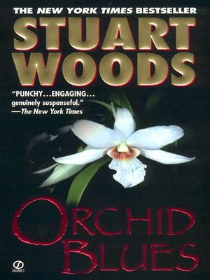 cover image of Orchid Blues
