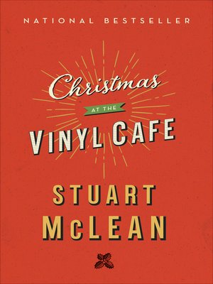cover image of Christmas at the Vinyl Cafe