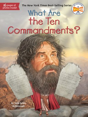 cover image of What Are the Ten Commandments?