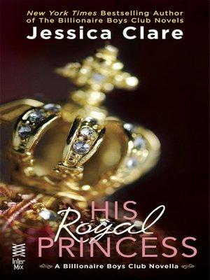 cover image of His Royal Princess