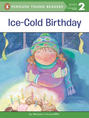 cover image of Ice-Cold Birthday