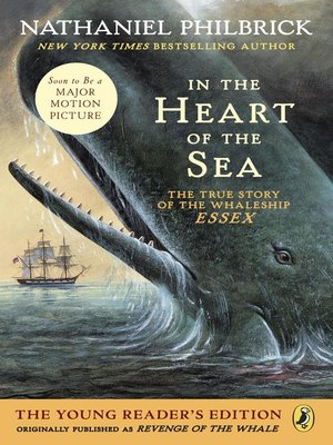 cover image of In the Heart of the Sea (Young Readers Edition)