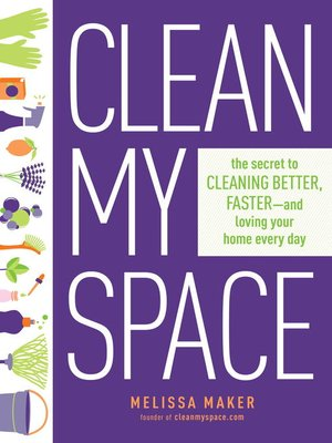 cover image of Clean My Space