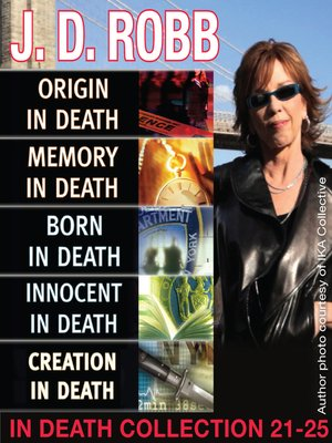 cover image of The In Death Collection, Books 21-25