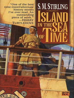 cover image of Island in the Sea of Time