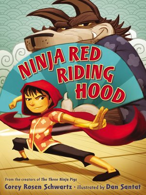 cover image of Ninja Red Riding Hood