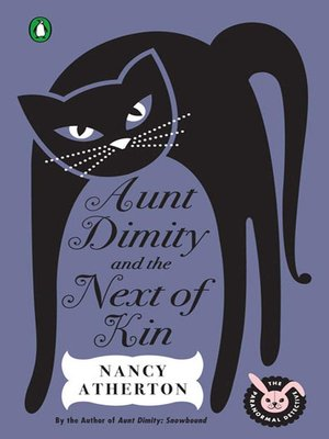 cover image of Aunt Dimity and the Next of Kin