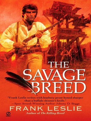 cover image of The Savage Breed