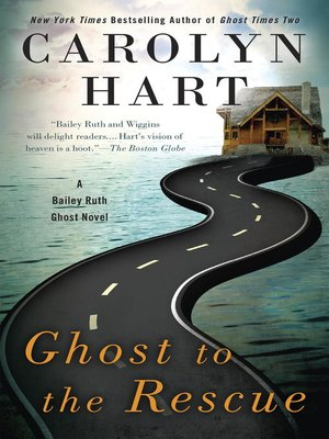 cover image of Ghost to the Rescue