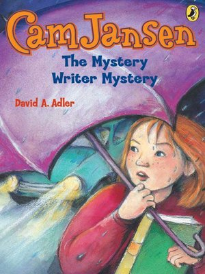cover image of Cam Jansen and the Mystery Writer Mystery