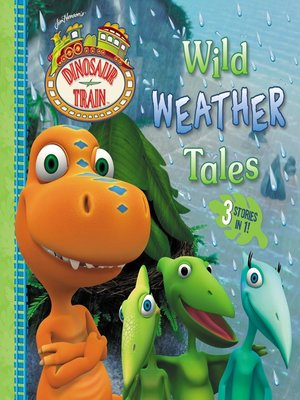 cover image of Wild Weather Tales