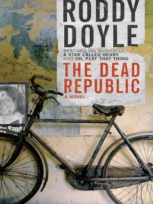 cover image of The Dead Republic