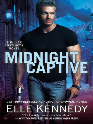 cover image of Midnight Captive