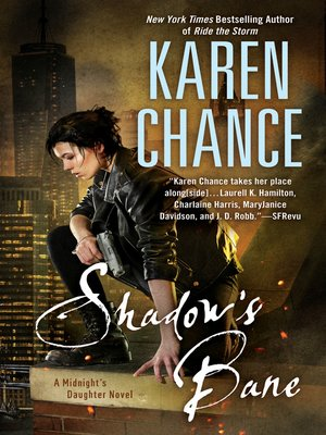 cover image of Shadow's Bane
