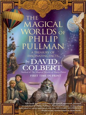 cover image of The Magical Worlds of Philip Pullman