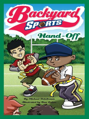 cover image of Hand-Off #4