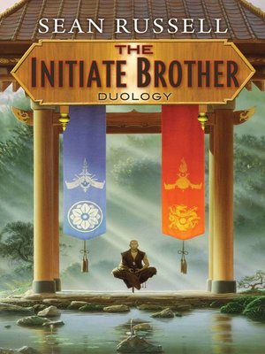 cover image of The Initiate Brother Duology