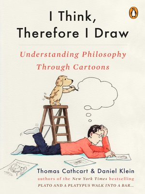 cover image of I Think, Therefore I Draw