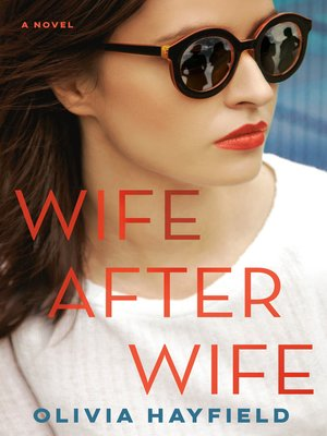 Wife After Wife Book Cover