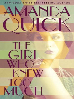 cover image of The Girl Who Knew Too Much
