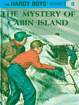 cover image of The Mystery of Cabin Island