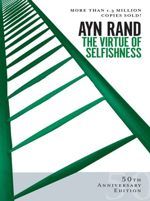 cover image of The Virtue of Selfishness