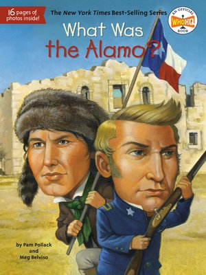 cover image of What Was the Alamo?