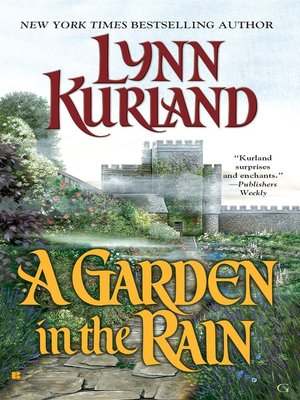 cover image of A Garden in the Rain