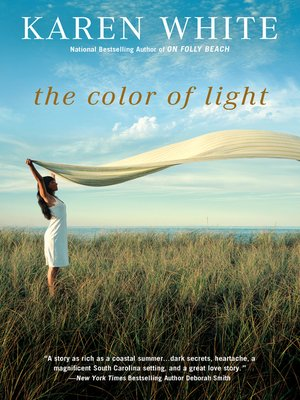 cover image of The Color of Light