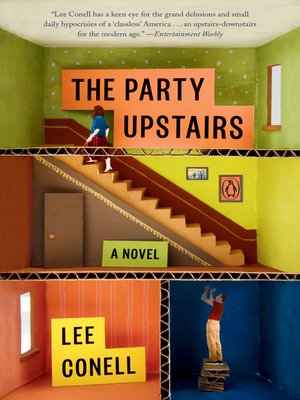 cover image of The Party Upstairs